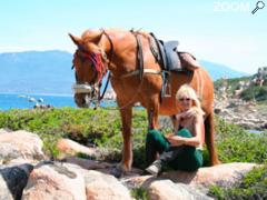 photo de Aventure equestre Corse